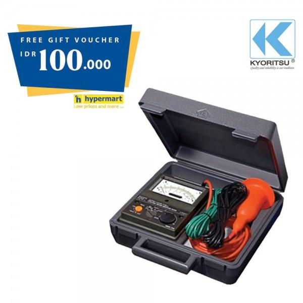 Kyoritsu KEW 3124 Get Voucher Hypermart