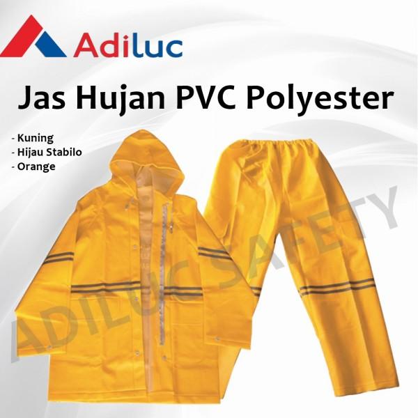 ADILUC Rain Coat PVC Polyester