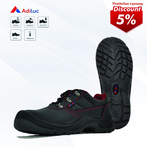 Buy 4 Pairs Adiluc Safety Shoes - Hydra Get Disc 5%