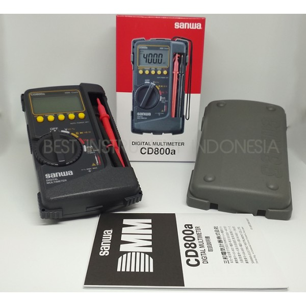 Sanwa CD800a Digital Multimeters/ALL-IN-ONE DMM
