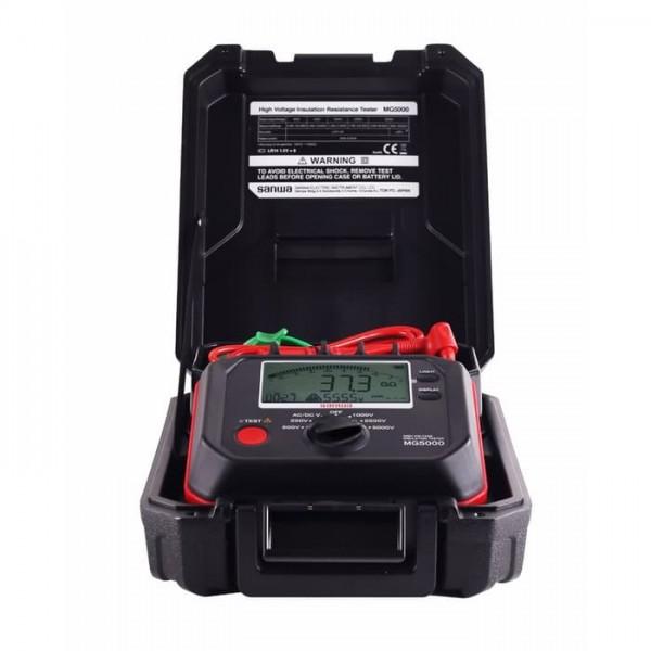 Sanwa MG5000 Digital Insulation Tester/Digital type