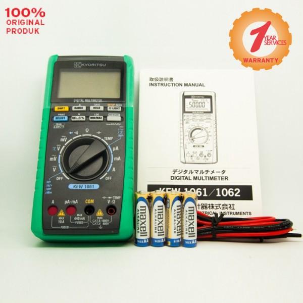 Kyoritsu KEW 1061 Digital Multimeters