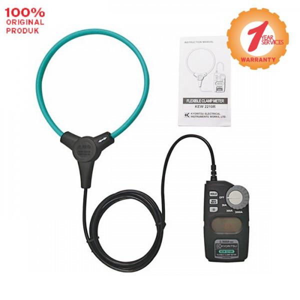 Kyoritsu KEW 2210R AC Digital Clamp Meters