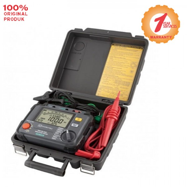 Kyoritsu KEW 3125A High Voltage Insulation Testers
