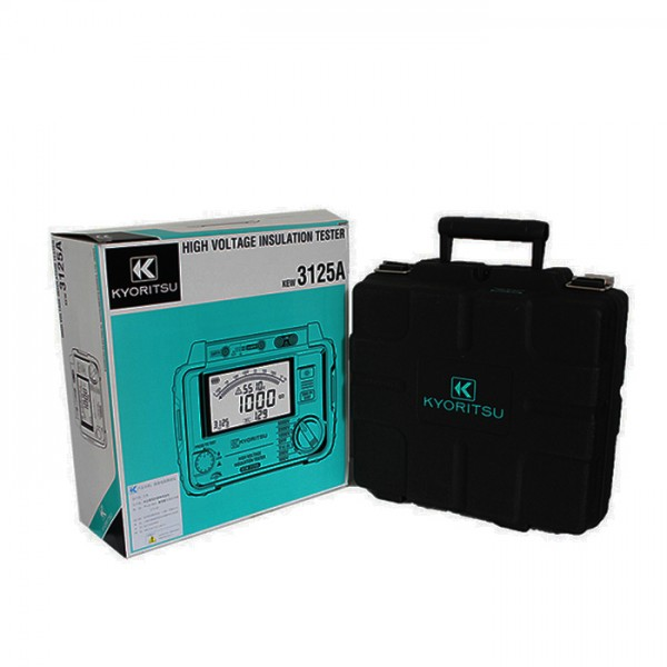Kyoritsu KEW 3125A High Voltage Insulation Testers