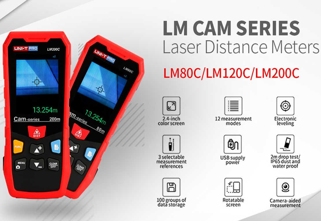LM80C Laser Distance Meter