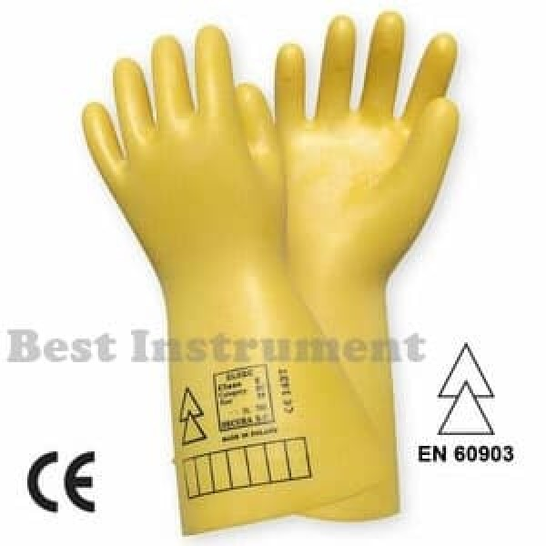 ELSEC INSULATING GLOVES 20KV SARUNG TANGAN
