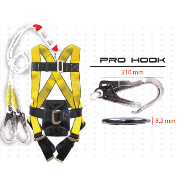 GOSAVE FBH PRO ABSORBER DOUBLE BIG HOOK