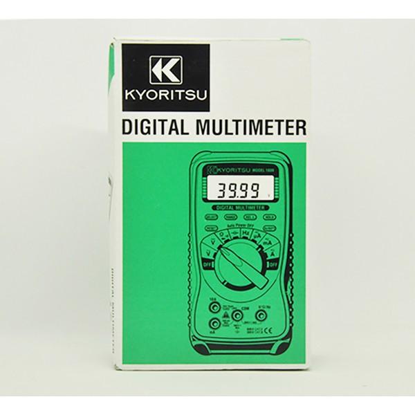 Kyoritsu MODEL 1009 Digital Multimeters