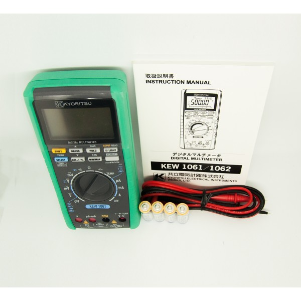 Kyoritsu KEW 1061 Digital Multimeters
