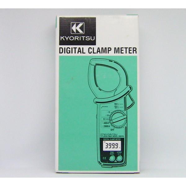 Kyoritsu MODEL 2002R AC Digital Clamp Meters