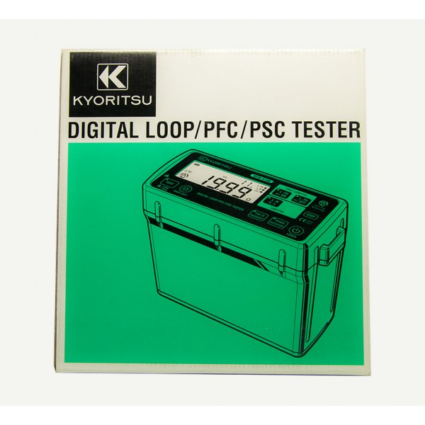 Kyoritsu KEW 4140 LOOP/PFC/PSC Testers