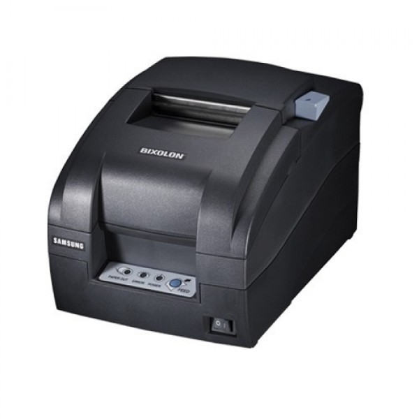 BIXOLON Dot Matrix Printer USB + Serial + Ethernet SRP-275IIICG - Black