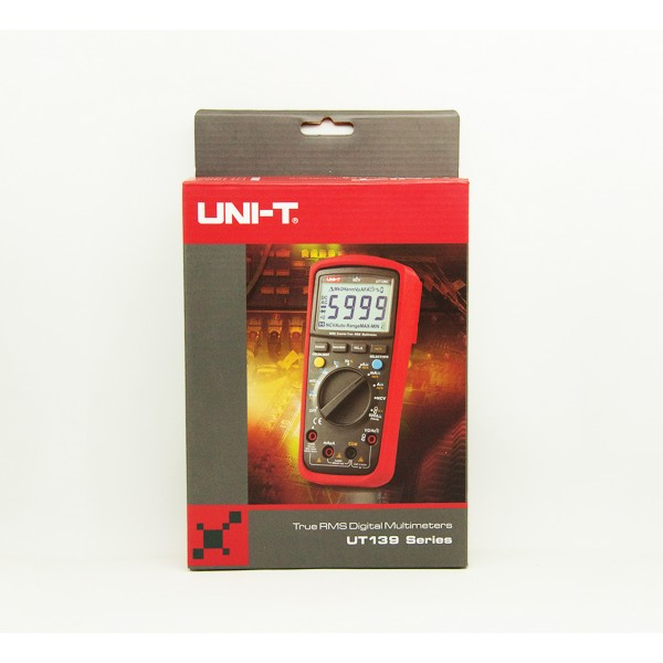 Uni-T UT139C True RMS Digital Multimeter