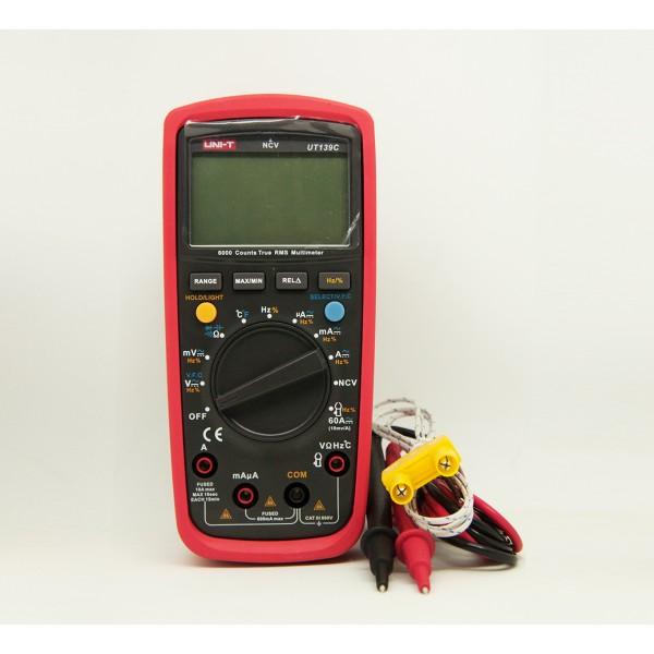 Uni-T UT139C True RMS Digital Multimeter