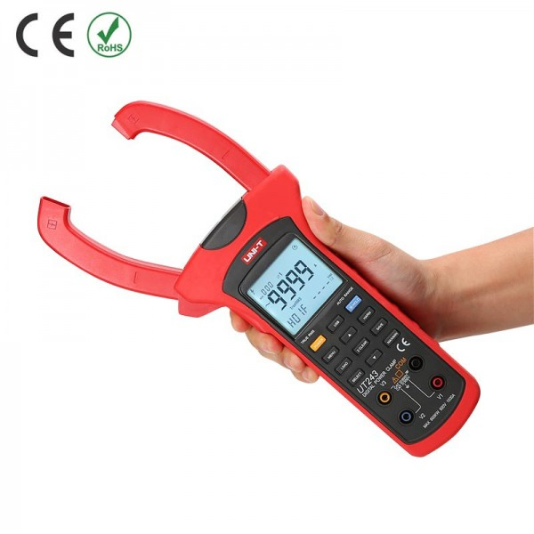 Uni-T UT243 Power and Harmonics Clamp Meter