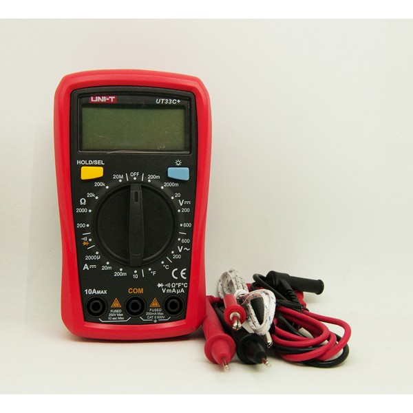 Uni-T UT133A Digital Multimeter