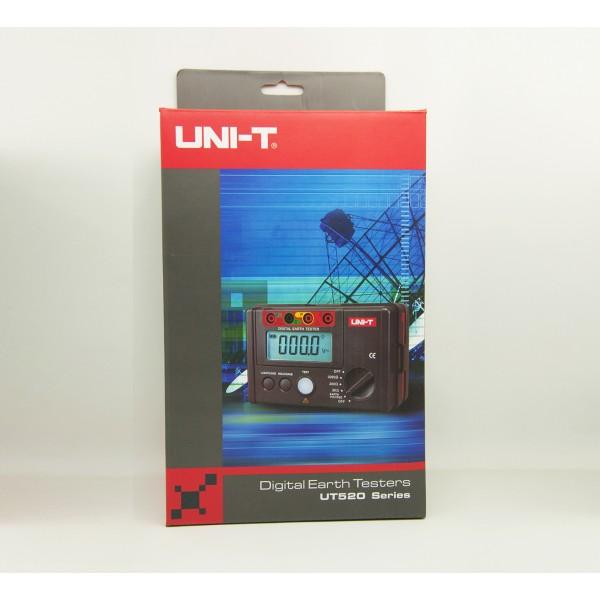 Uni-T UT521 Digital Earth Tester